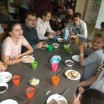 Frühstück: Weltklasse II